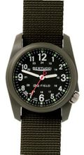 Bertucci 11026 Analog Display Analog Quartz Green