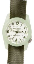 Bertucci 11028 Analog Display Analog Quartz Green