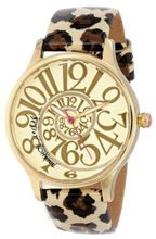 Betsey Johnson BJ00040-16 Analog Display Quartz