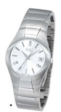 Bill Blass Aero Contour Ladies Stainless Steel 40456