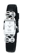 Bill Blass Chelsea Ladies Black Leather Strap 40716