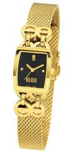 Bill Blass Chelsea Ladies Gold IP Stainless Steel 40712