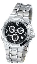 Bill Blass Master Elite Chronograph Stainless Steel 40273