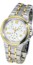 Bill Blass Master Elite Chronograph Two-Tone 40271
