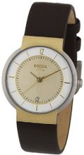 Boccia B3123-07 Ladies Titanium Brown Leather Strap