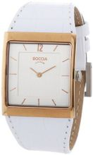 Boccia B3143-02 Ladies Titanium Rose White