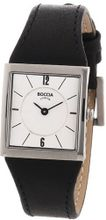 Boccia B3148-01 Ladies Titanium Leather Strap