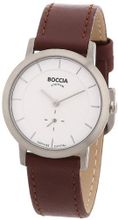 Boccia B3168-01 Ladies Titanium White Brown