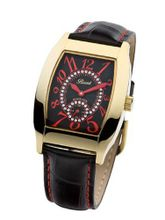 uBossart Watch Co. Bossart Co. Black Jack TS3113 Golden Case
