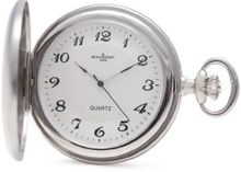 Bouverat 1919 Chrome Plated Quartz Pocket