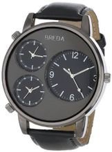 Breda 1627-black Mitchell Multi Time Zone