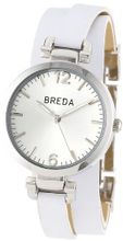 Breda 1629-white Jodie White Leather Wrap