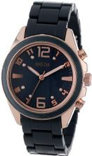 Breda 1631-blue Holly Medium Boyfriend Navy and Rose Gold