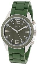 Breda 1631-green Holly Medium Boyfriend Olive Green