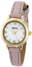Breda 1639C Analog Display Quartz Pink