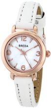 Breda 1639E Analog Display Quartz White