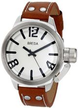 Breda 1642A Analog Display Quartz Brown