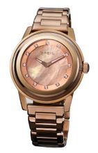 Breil , Orchestra Rose Gold Plated Stainless Steel Bracelet TW1010