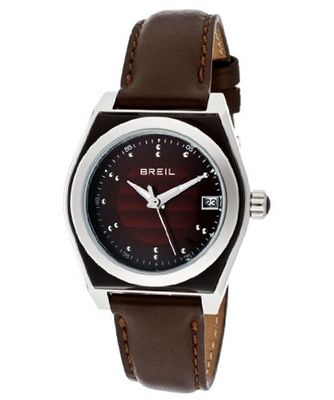 Escape Brown Dial Brown Genuine Leather