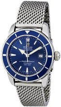 Breitling A1732116/C832SS Blue Dial Superocean Heritage 42