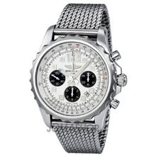Breitling A2336035-G718SS Chronospace automatic Silver Dial