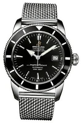 NEW BREITLING AEROMARINE SUPEROCEAN HERITAGE 42 MENS WATCH A1732124/BA61