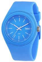 Breo Zen Quartz with Blue Dial Analogue Display and Blue Plastic or PU Strap B-TI-ZEN4
