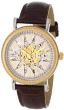 Breytenbach BB1390G Classic Analog Skeleton
