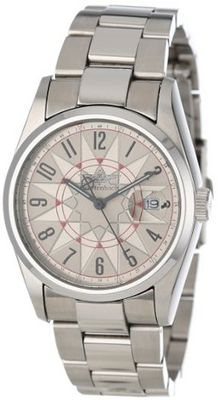 Breytenbach Unisex BB1810Gy Classic Analog Stainless Steel Strap