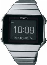 Seiko Brights Active Matrix EPD Sapphire Glass Solar Electric Wave Correction 10atm Sdga007 Japan Import