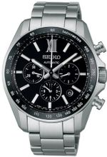 Seiko Brights Chronograph Sapphire Glass Super Clear Coatingwith Manual Winding Sdgz003 Japan Import