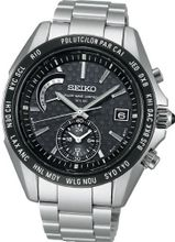 SEIKO BRIGHTZ Reinforced waterproof super clear coating sapphire glass Solar Radio  's SAGA119 [Japan Import]