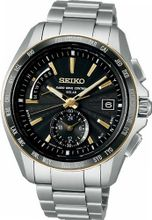 SEIKO BRIGHTZ (SAGA160) SOLAR POWERED RADIO WAVE (JAPAN IMPORTED)