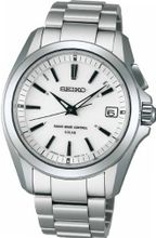SEIKO BRIGHTZ (SAGZ069) SOLAR POWERED RADIO WAVE (JAPAN IMPORT)