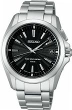 SEIKO BRIGHTZ (SAGZ071) SOLAR POWERED RADIO WAVE (JAPAN IMPORT)