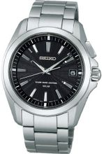 SEIKO BRIGHTZ (SAGZ077) SOLAR POWERED RADIO WAVE (JAPAN IMPORT)