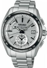 uBrights SEIKO BRIGHTZ (SAGA157) SOLAR RADIO WAVE (JAPAN IMPORT)