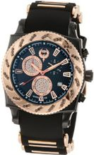 Brillier 01.1.3.1.11.7 Chronograph Method Air Black IP Rose-Tone Rubber