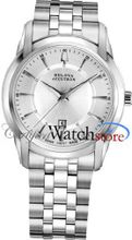 Accutron 63B167 Sorengo - Silver Dial Stainless Steel Case Quartz Movement