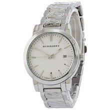 Burberry B32 Silver-White