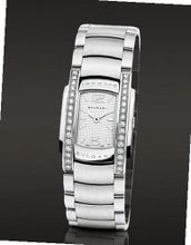 Bvlgari Assioma Quartz Diamonds Ladies AA35C6SDS