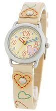 Cactus CAC-20-L11 Kids Beige Strap With Cream Dial