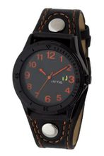 Cactus Children's Quartz with Black Dial Analogue Display and Black Plastic Strap CAC-61-M08