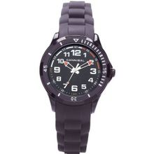Cannibal Active Black Silicone Strap Boy's Analogue CJ219-03