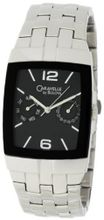 Caravelle by Bulova 43C103 Multifunction Black Dial