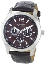 Caravelle by Bulova 43C104 Multifunction Brown Dial