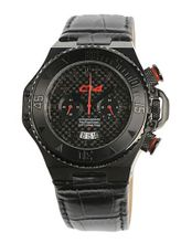 uCarbon 14 CARBON14 EARTH Quartz BLACK Dial