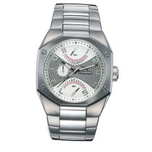 Carrera CW068121004 Sprint Mulitfunction Silver Dial