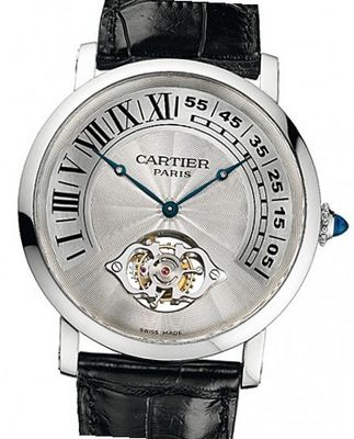 Cartier Rotonde de Cartier Rotonde Tourbillon Ascensionnel