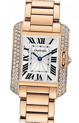 Cartier Tank Tank Anglaise Small